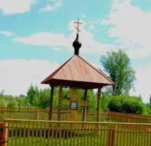 Часовня памяти Новомучеников и Исповедников Российских (село Бирилюссы)