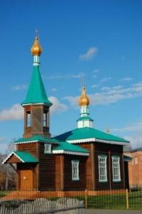 Свято-Троицкий храм (село Новобирилюссы)